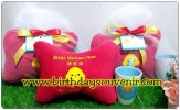 Souvenir Hampers Tema Baby Duck Red