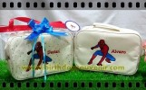 Souvenir Pouch Bordir Spiderman