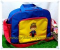 Souvenir Tas Travel bordir tema prince