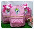 Souvenir Tas Ransel Stich Bordir Tema Little Ponny