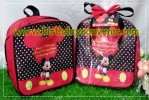 Souvenir Tas Ransel Mini Tema Mickey Mouse