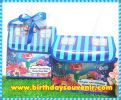 Souvenir Box House Tema Princess Ariel