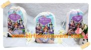 Souvenir Tas Backpack Blacu Tema Princess Sofia