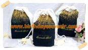 Souvenir Tas Backpack Blacu Tema Sparkle Black