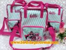 Souvenir Tas Ransel 3 in 1 Hanna tema LOL surprise