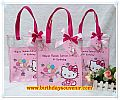 Souvenir Tote Bag Mika tema hello kitty
