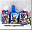 Backpack cross mini tema marvel